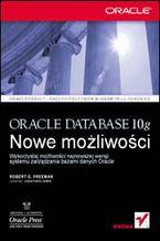 Okładka książki Oracle Database 10g. Nowe możliwości