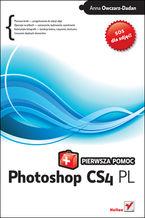 Okładka książki Photoshop CS4 PL. Pierwsza pomoc