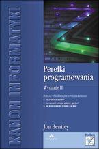 Okładka książki Perełki programowania. Wydanie II