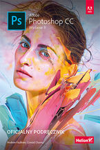 Okładka książki Adobe Photoshop CC. Oficjalny podręcznik. Wydanie II