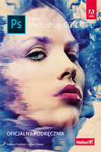 Okładka książki Adobe Photoshop CC/CC PL. Oficjalny podręcznik