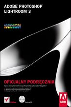 Okładka książki Adobe Photoshop Lightroom 3. Oficjalny podręcznik