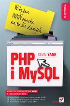 Okładka książki PHP i MySQL. Witryna WWW oparta na bazie danych. Wydanie IV