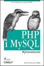 Okładka książki PHP i MySQL. Wprowadzenie