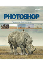 Okładka książki Photoshop. Profesjonalny retusz i fotomontaż