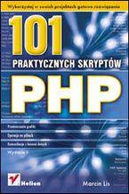 Okładka książki PHP. 101 praktycznych skryptów. Wydanie II