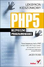 Okładka książki PHP5. Bezpieczne programowanie. Leksykon kieszonkowy