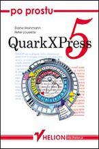 Okładka książki Po prostu QuarkXPress 5