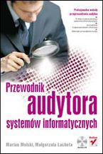 Okładka książki Przewodnik audytora systemów informatycznych