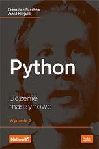 Okładka książki Python. Uczenie maszynowe. Wydanie II