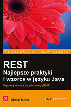 Okładka książki REST. Najlepsze praktyki i wzorce w języku Java