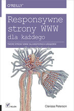 Okładka książki Responsywne strony WWW dla każdego