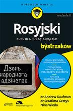 Okładka książki Rosyjski dla bystrzaków. Wydanie II