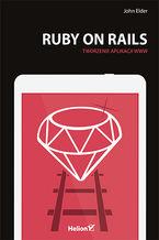 Okładka książki Ruby on Rails. Tworzenie aplikacji WWW