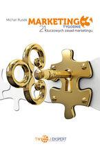 Okładka książki Marketing w 3 Tygodnie - 21 kluczowych zasad marketingu