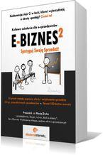 Okładka książki E-biznes do Kwadratu