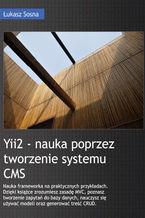Okładka książki Yii2 Framework - Nauka poprzez tworzenie systemu CMS