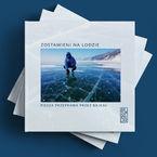 Okładka książki/ebooka Zostawieni na lodzie. Piesza przeprawa przez Bajkał