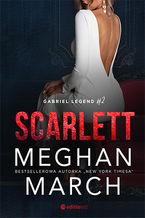 Okładka książki/ebooka Scarlett. Gabriel Legend #2
