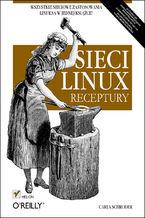 Okładka książki Sieci Linux. Receptury