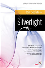 Okładka książki Silverlight. Od podstaw