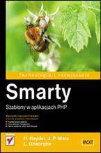 Okładka książki Smarty. Szablony w aplikacjach PHP