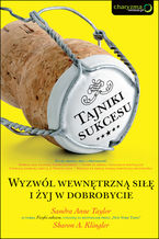 Okładka książki Tajniki sukcesu. Wyzwól wewnętrzną siłę i żyj w dobrobycie