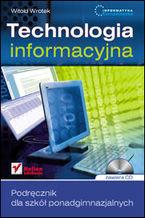 Okładka książki Informatyka Europejczyka. Technologia informacyjna
