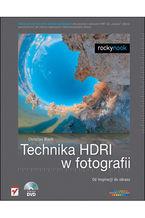 Okładka książki Technika HDRI w fotografii. Od inspiracji do obrazu