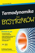 Okładka książki Termodynamika dla bystrzaków