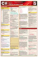 Okładka książki Tablice informatyczne. C#. Wydanie II