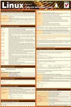 Okładka książki Tablice informatyczne. Linux. Wydanie II