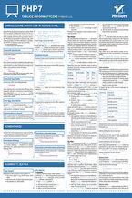 Okładka książki Tablice informatyczne. PHP7