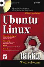Okładka książki Ubuntu Linux. Biblia