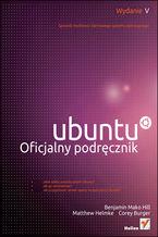Okładka książki Ubuntu. Oficjalny podręcznik. Wydanie V