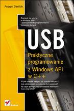 Okładka książki USB. Praktyczne programowanie z Windows API w C++