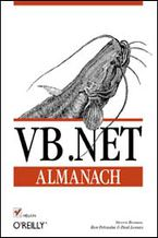 Okładka książki VB .NET. Almanach