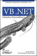 Okładka książki VB .NET. Leksykon kieszonkowy