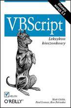 Okładka książki VBScript. Leksykon kieszonkowy