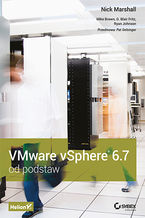 Okładka książki VMware vSphere 6.7 od podstaw