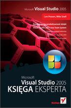 Okładka książki Microsoft Visual Studio 2005. Księga eksperta