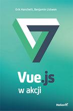 Okładka książki Vue.js w akcji