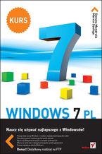 Okładka książki Windows 7 PL. Kurs