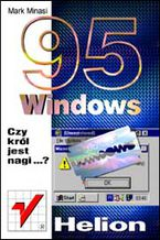 Okładka książki Windows 95. Czy król jest nagi?