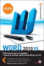 Okładka książki Word 2010 PL. Kurs