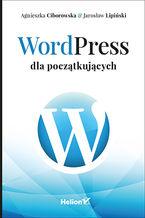 Okładka książki WordPress dla początkujących