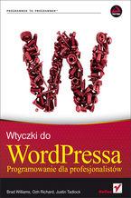 Okładka książki Wtyczki do WordPressa. Programowanie dla profesjonalistów