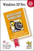 Okładka książki Windows XP Pro. Nieoficjalny podręcznik