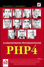 Okładka książki PHP4. Zaawansowane programowanie