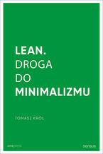 Okładka książki Lean. Droga do minimalizmu